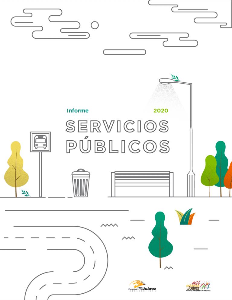 Informe de Servicios Públicos 2020