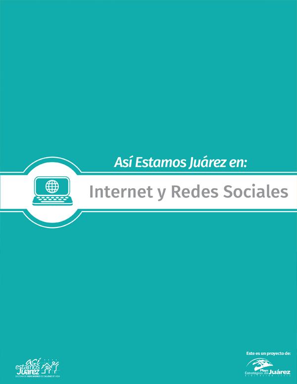 Así Estamos Juárez en Internet 2014